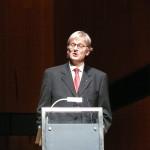 Joachim Thalmann moderierte durch den Abend.