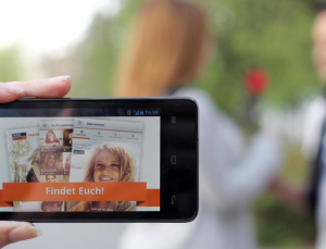 Der Online-Dating-Markt in Deutschland boomt.  Foto: Rene Ruprecht